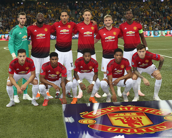 Notable Facts And Stats From Manchester United Win Over Young Boys United In Focus