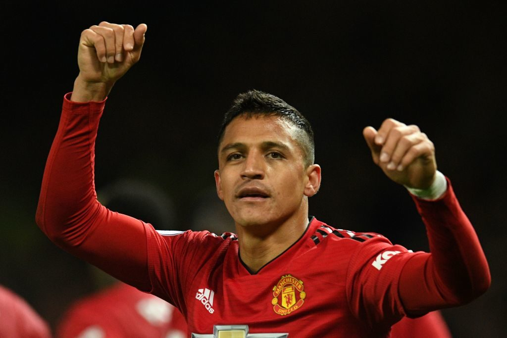 Sanchez wanted to 'rip up' Man Utd contract after one training session