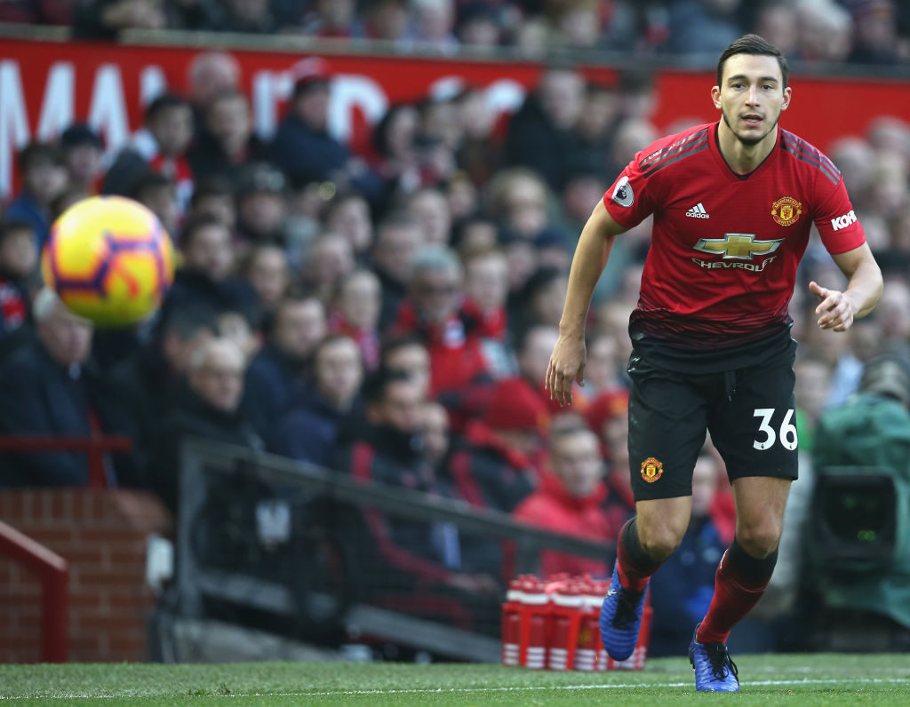 Can someone please sign Matteo Darmian?