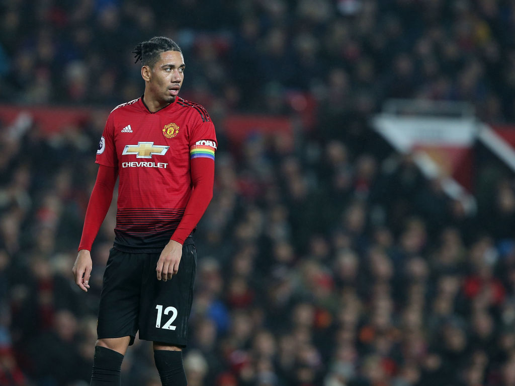 Three reasons why Chris Smalling deserves another Manchester ...