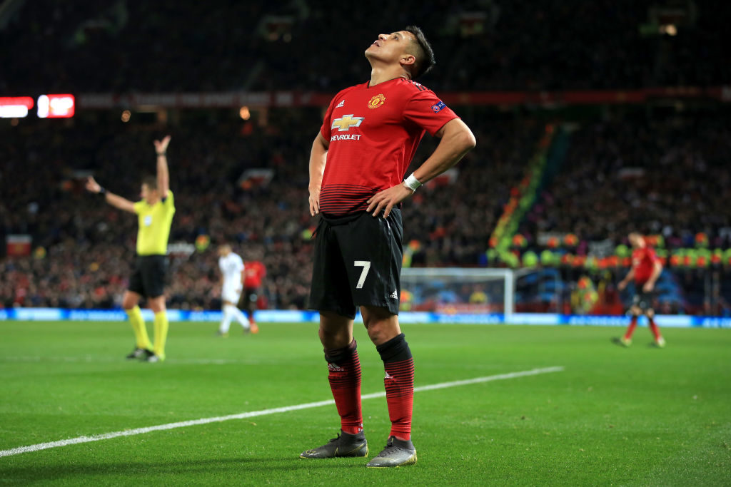 Alexis Sanchez Twists The Knife Into Manchester United Following His Disastrous Move