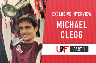 Michael Clegg Interview Part 1