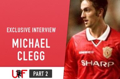 Michael Clegg Interview Part 2