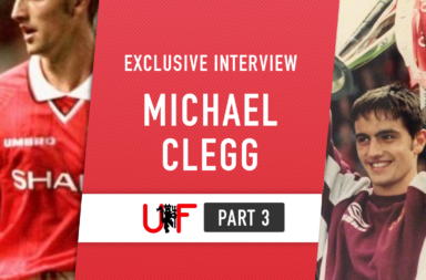 Michael Clegg Interview Part 3