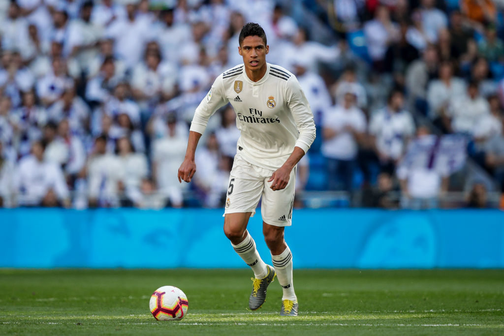 With Varane only looking at deciding his future after the Euros, United may not want to wait that long.
