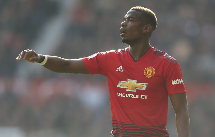Manchester United determined to reject all Pogba bids