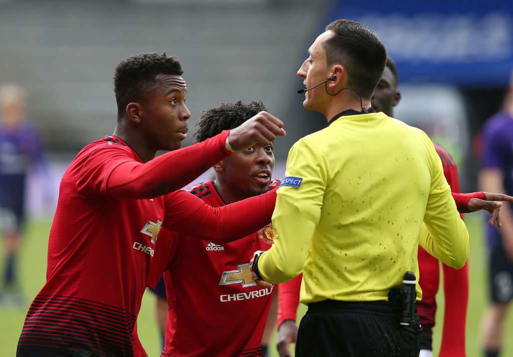 Unlucky 18-year-old could have benefitted from Manchester United's freak injury crisis
