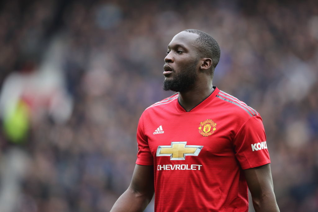 United 'set asking price' for Lukaku with Solskjaer wanting £75m