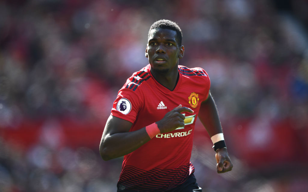 Juventus want Paul Pogba back