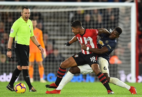 Southampton's Mario Lemina attracting interest from Arsenal and Manchester United