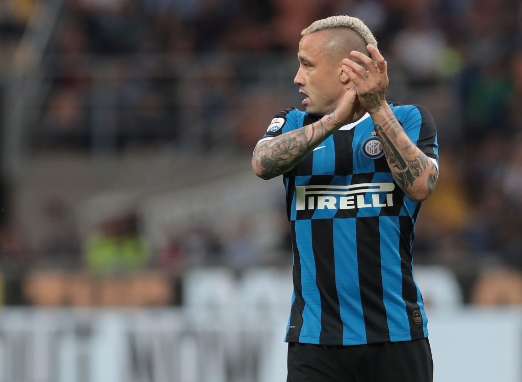 Inter confirm Icardi and Nainggolan are not in next season's project