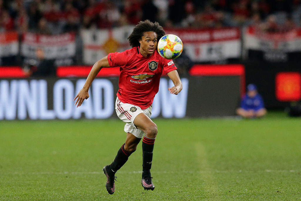 Winger's decision is exactly what Manchester United want to hear