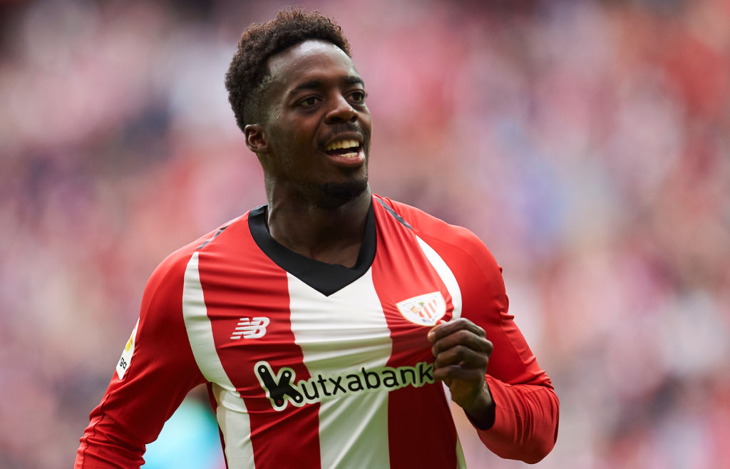 Inaki Williams narrates how his Ghanaian parents adopted Liberian Citizenship and settled in Spain.