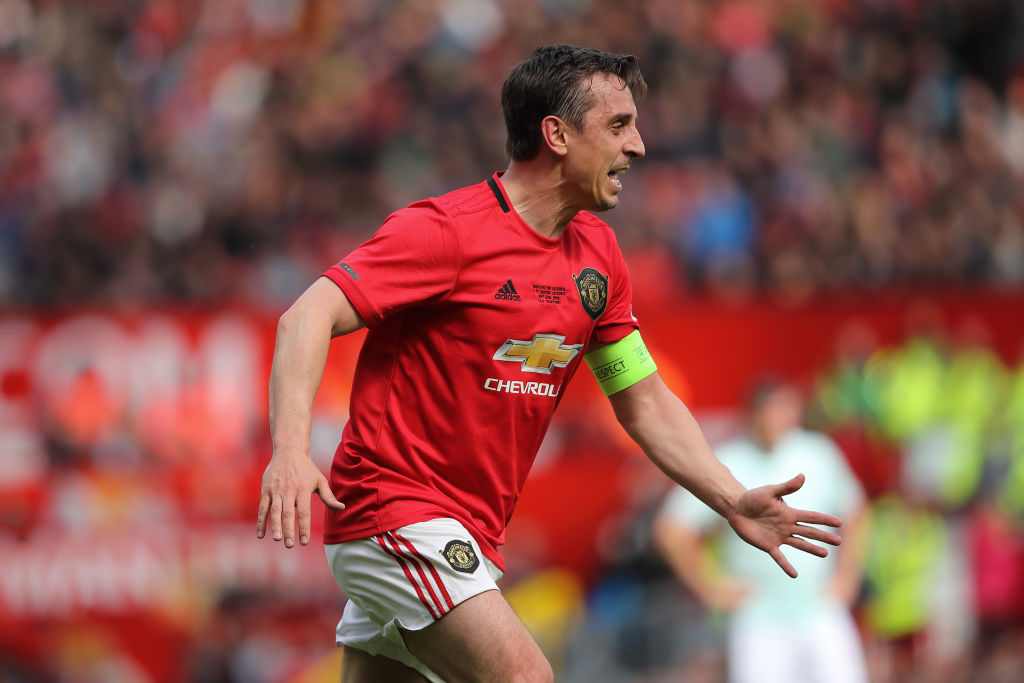 Gary Neville vents Manchester United frustration - United ...