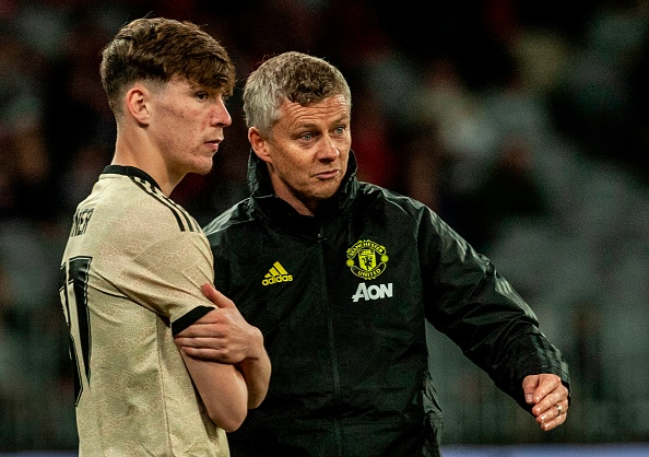 'Will be world class'...Some Manchester United fans react to 18-year-old's under-23 performance