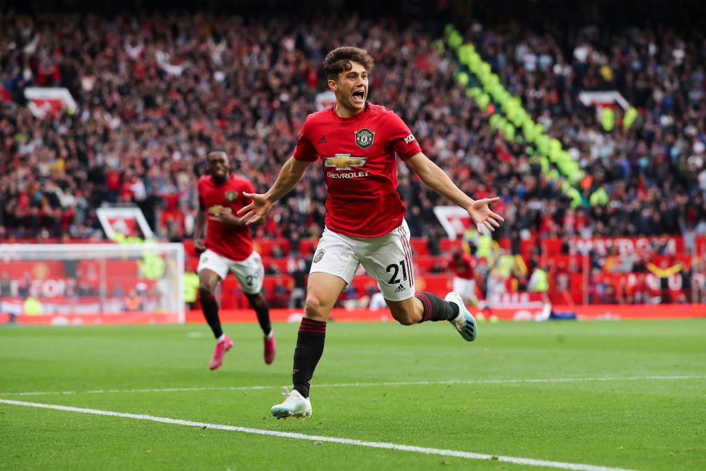 A crucially important return to Manchester United