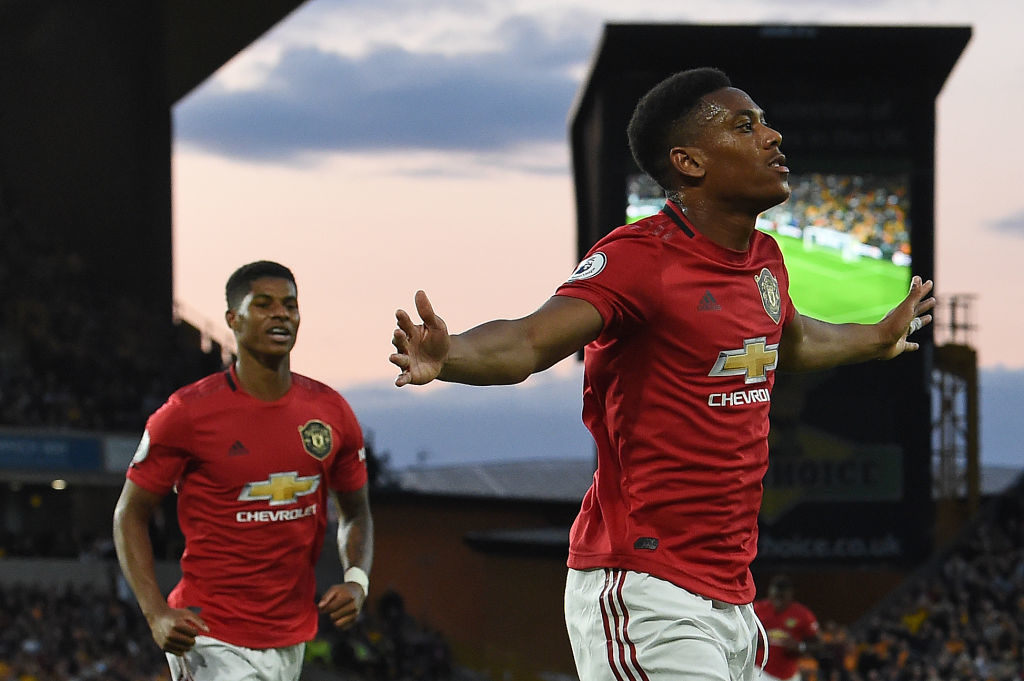 Mancheter United's best possible decision if Martial is not passed fit to start