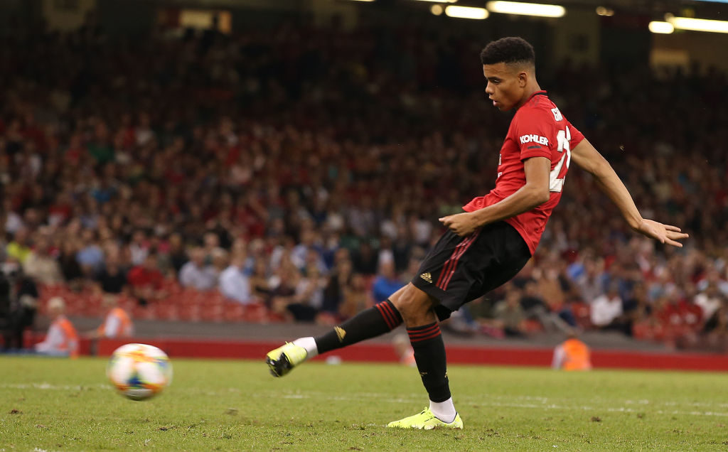 'One of the best', Solskjaer raves about Manchester United teenager