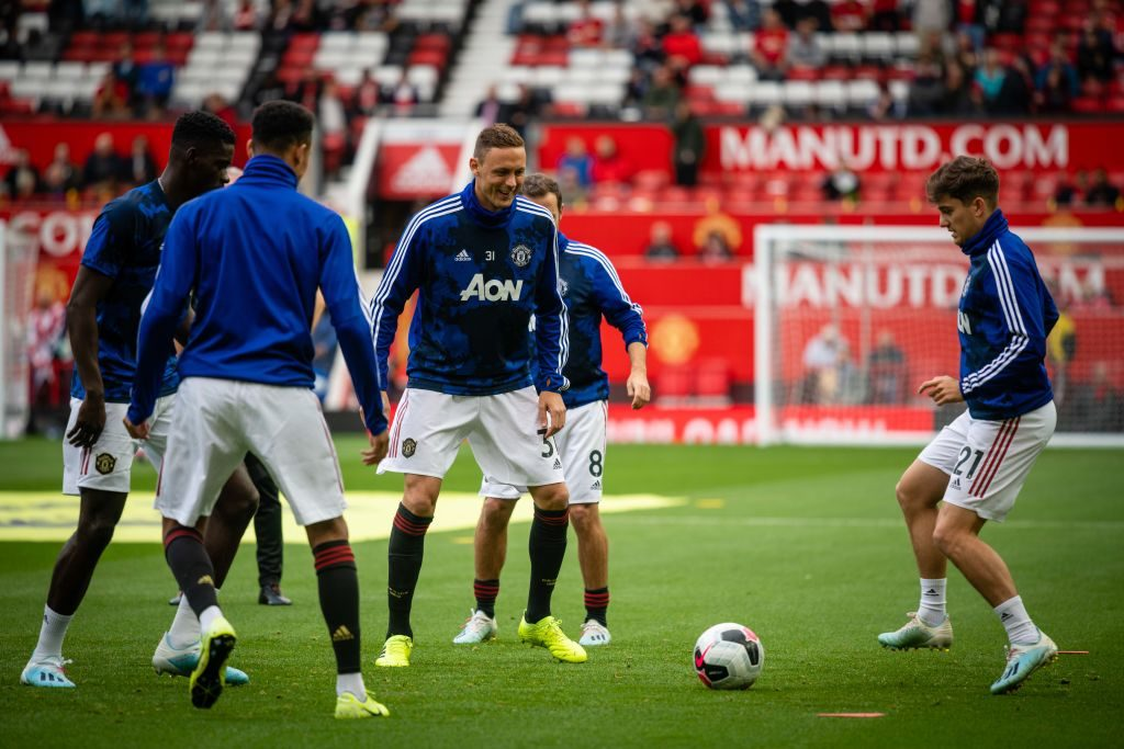 4 possible replacements for Paul Pogba against Leicester, including 18-year-old