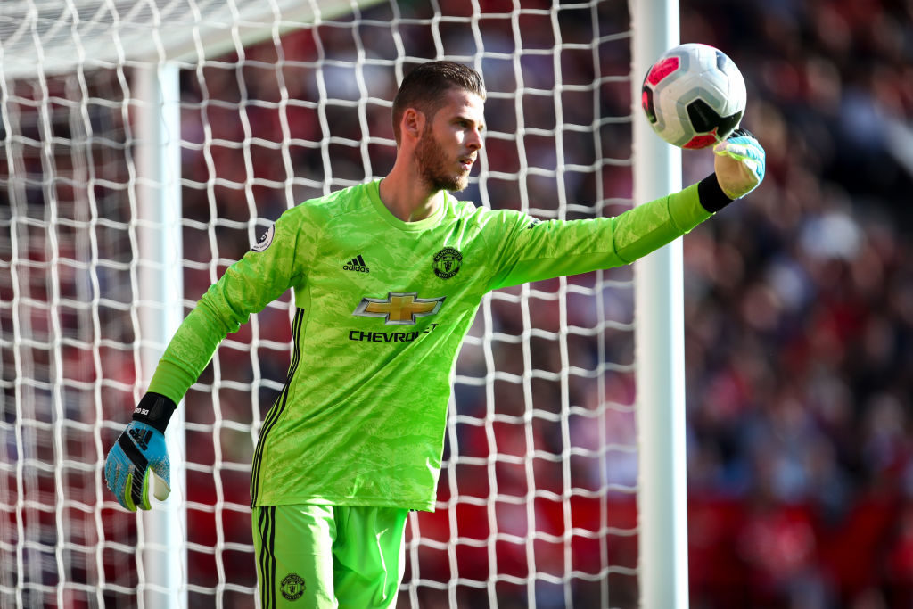 4 winners and 3 losers from David de Gea's new Manchester United contract