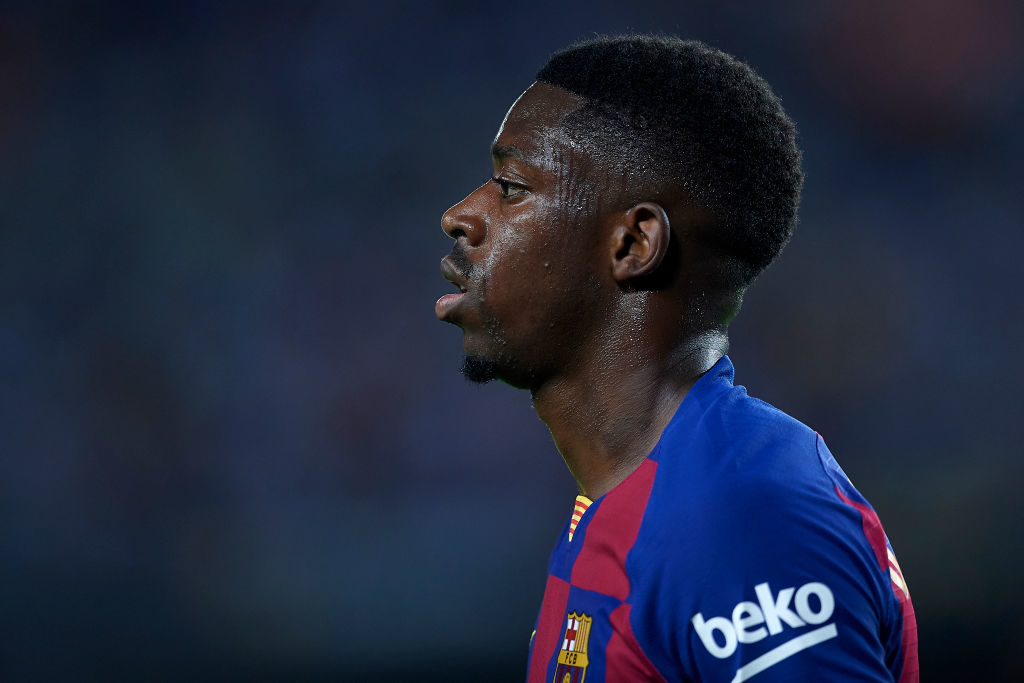 Dortmund sale of Dembele offers hope for United over structured payments - United In Focus