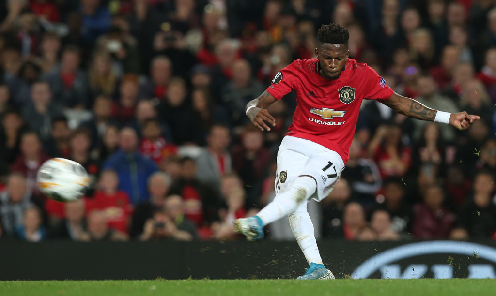 155 Touches, £47m Manchester United star could become first choice