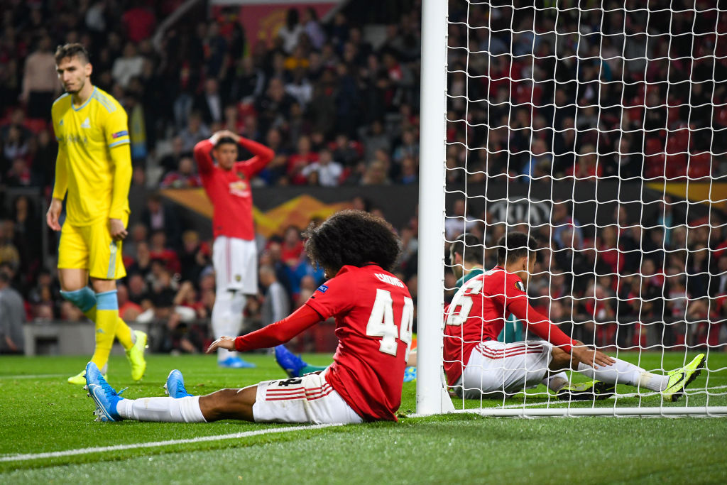 Three Manchester United players who struggled against Astana
