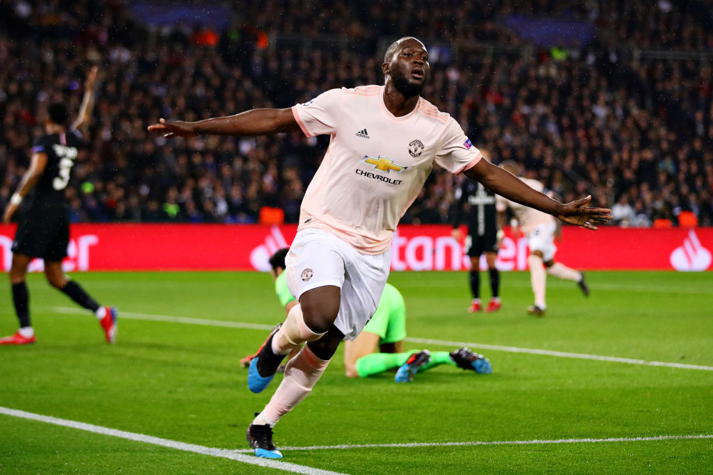It's a certain type of striker Manchester United need