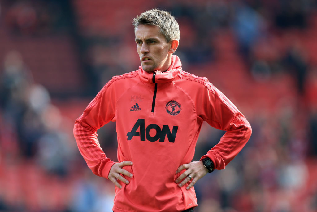 Martin Svidersky makes first Manchester United under-18 appearance after ACL injury