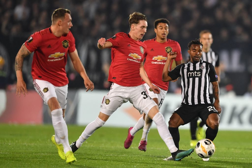 Should United let 18-year-old talent go out on loan?