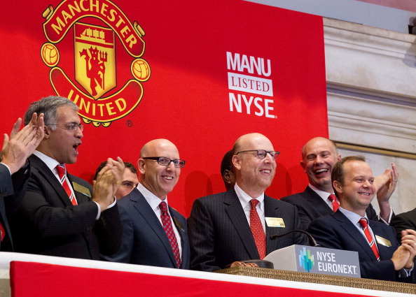 Woodward talks up future 'world class' United signings as Glazers take their cut
