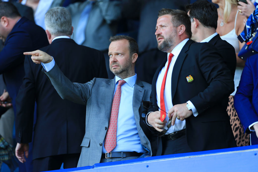 United chief Ed Woodward's comments look embarrassing 3 months on