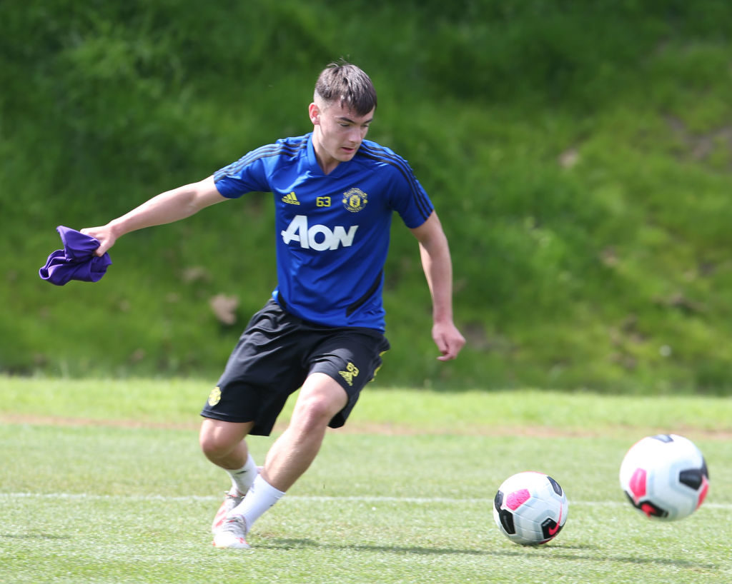 Manchester United's Dylan Levitt must channel his idol Scholes during likely loan spell - United In Focus - Manchester United FC News