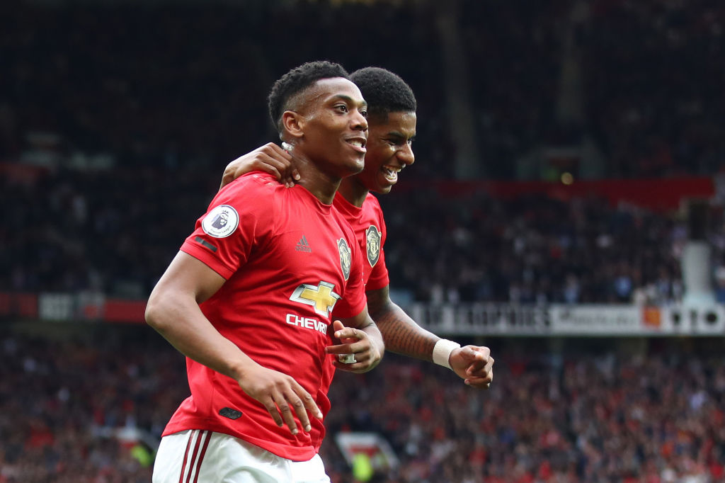9 goal contributions in a week: Red hot forward could add a lot to Manchester United