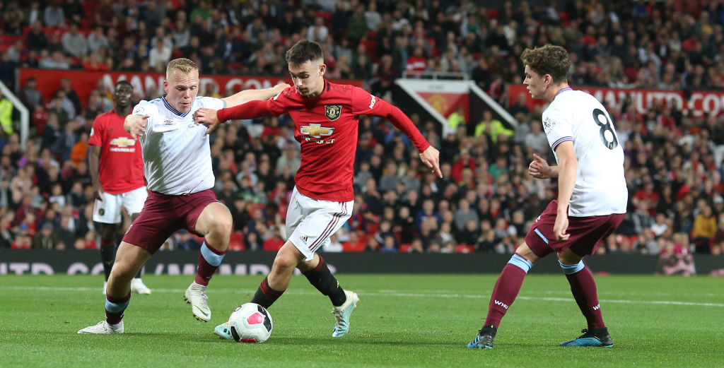 18-year-old Manchester United whizkid's first team chances depend on exciting teammate