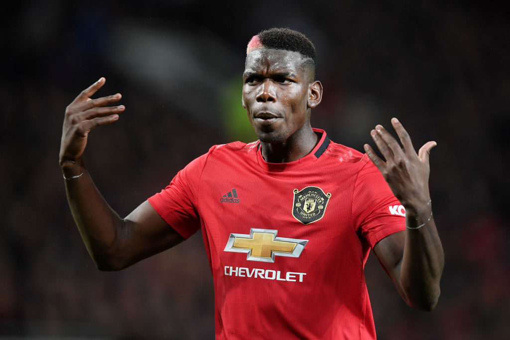 There is an undercurrent of pressure building on Manchester United's biggest star
