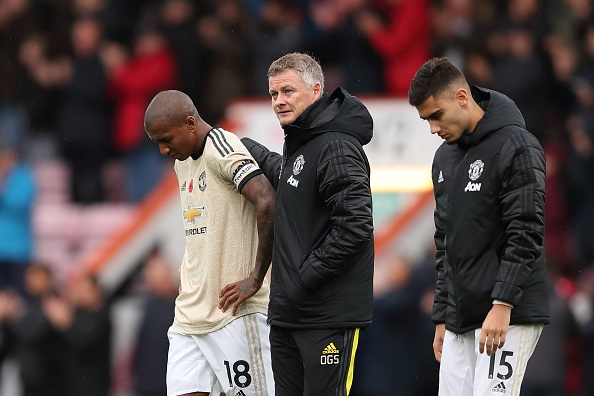 Solskjaer challenges Man United squad to replicate attacking 'template' from now on