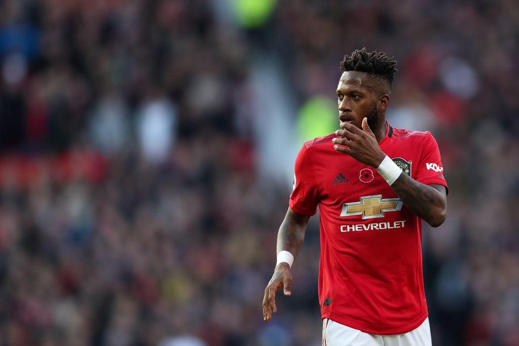 English Premier League Report: Manchester United v Brighton and Hove