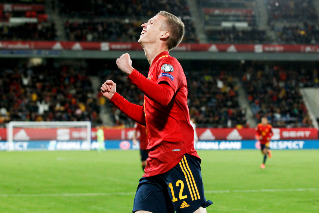 Goal on senior debut: United have to act now or face missing out on Spain's latest star