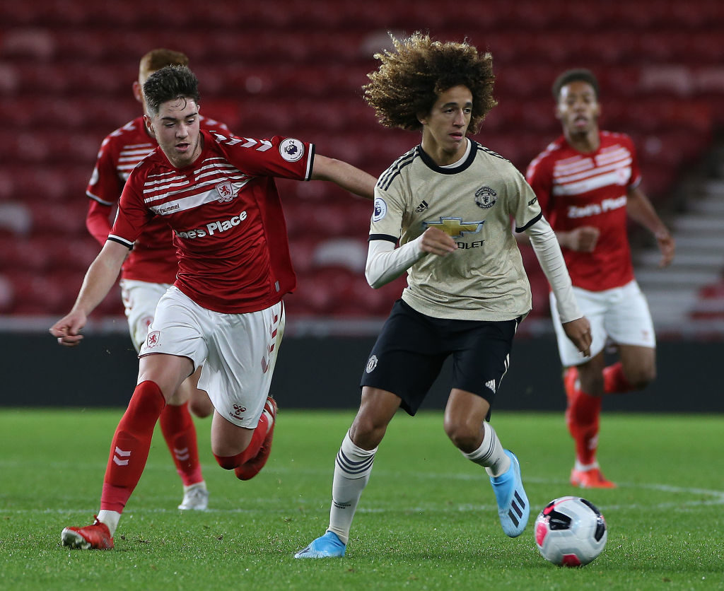 Three Young Manchester United Players To Watch In 2020 United In Focus