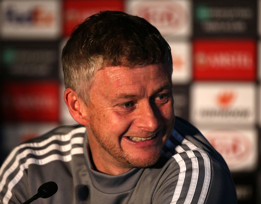 Premier League title already out of Manchester United's reach, admits Solskjær