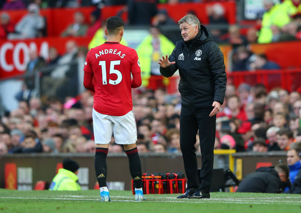 Four top class attacking transfer options to fill Manchester United's creative void