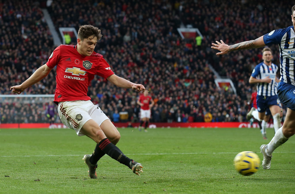 'He's unbelievable'... Manchester United star is petrifying opponents before a ball has been kicked