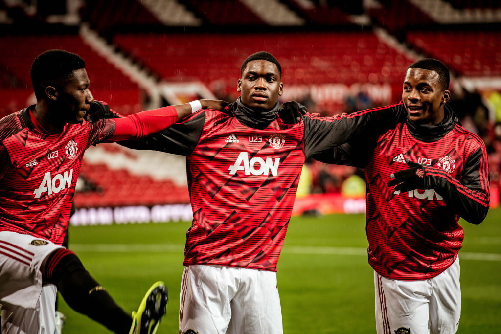 The Best Manchester United Players