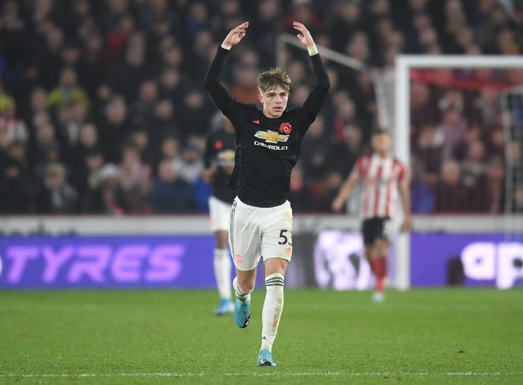 'Levels above'...Some United fans feel 19-year-old who didn't play was big loss