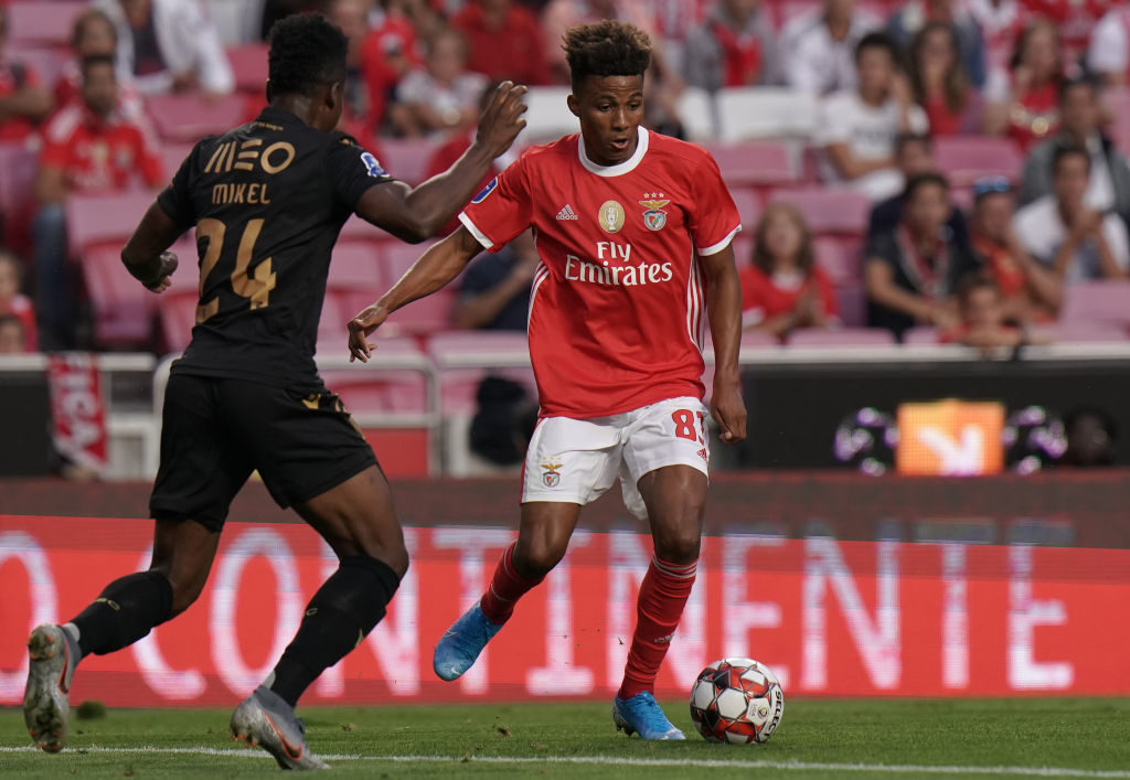 Manchester United Hold Talks With Inter Linked Gedson Fernandes Representatives