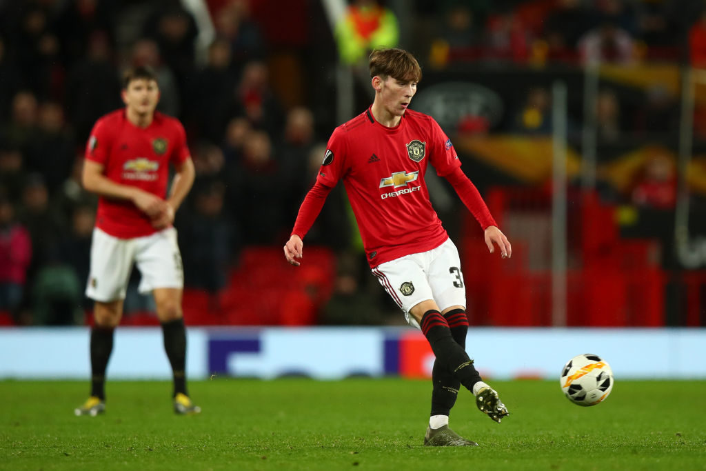 £40m United star could help unleash 18-year-old to hit new heights
