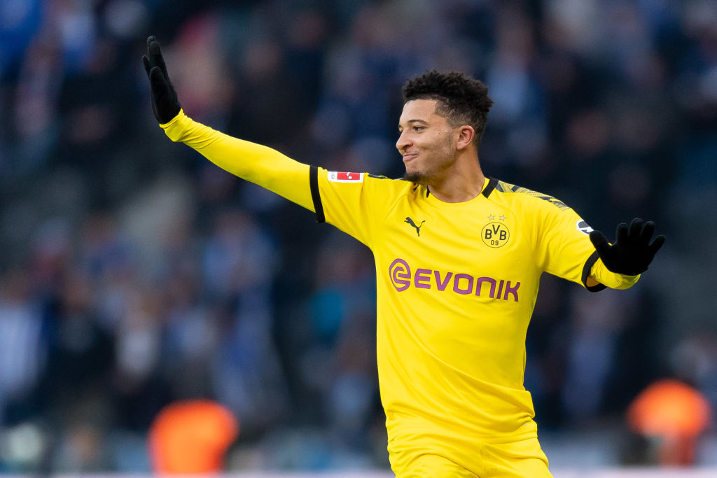 Manchester United battle for Jadon Sancho could shape league for years to come - United In Focus