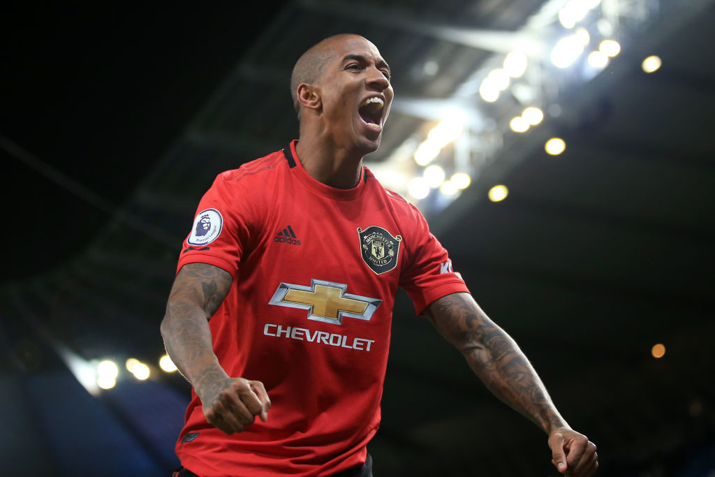 Ashley Young set for Manchester United exit
