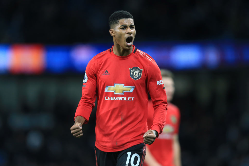 Marcus Rashford Is A Future England Captain United In Focus